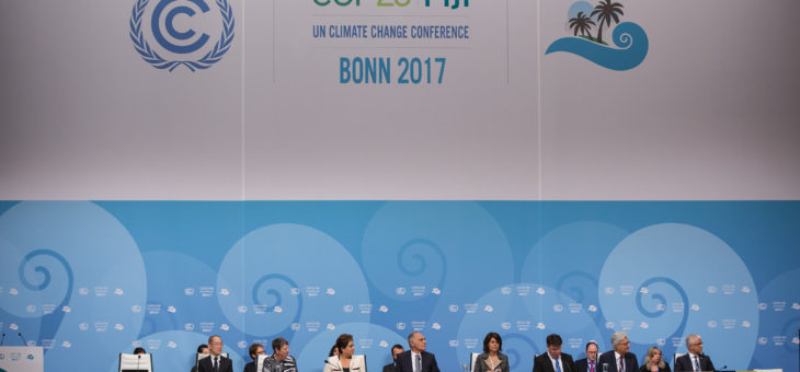 The Democratic Dead-end of Capitalism A response to the ideological shadow of COP23